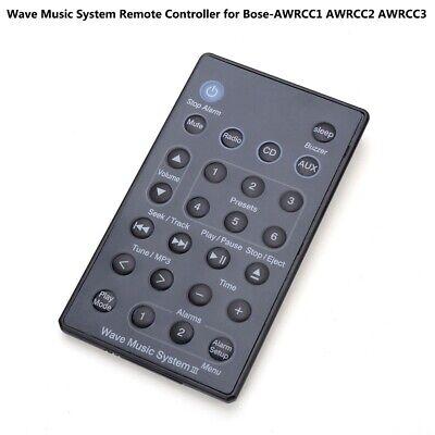 For BOSE Wave Music System AWRCC1 AWRCC2 AWRCC3 Player Replace Remote  Control DT 8227731046967 | eBay