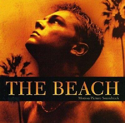 THe Beach Soundtrack CD NEW SEALED New Order/Leftfield/Moby/Underworld/Orbital+
