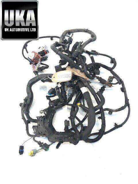 2013 Peugeot 308 1 6 Hdi Sr Mk1 Engine Wiring Harness Loom