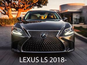 Details about LEXUS LS 2018- Bypass video in motion / MirrorLink