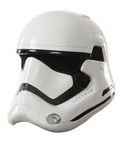 Force Awakens Costume Accessory, Mens Star Wars Stormtrooper 2 Piece Helmet