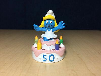 Party Smurfette by Schleich 20704 New Smurf Smurfs