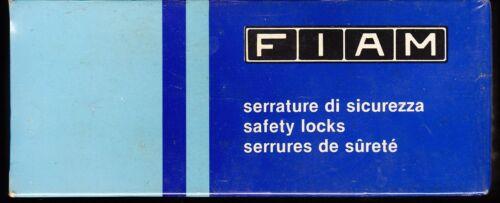 FIAM 903K DOORS AND WINDOWS SAFETY LOCKS FOR UPRIGHT PIN NIB SET OF 2