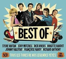 Various Artists - Best of 60S Ye-Ye French Legends [New CD] France - Import