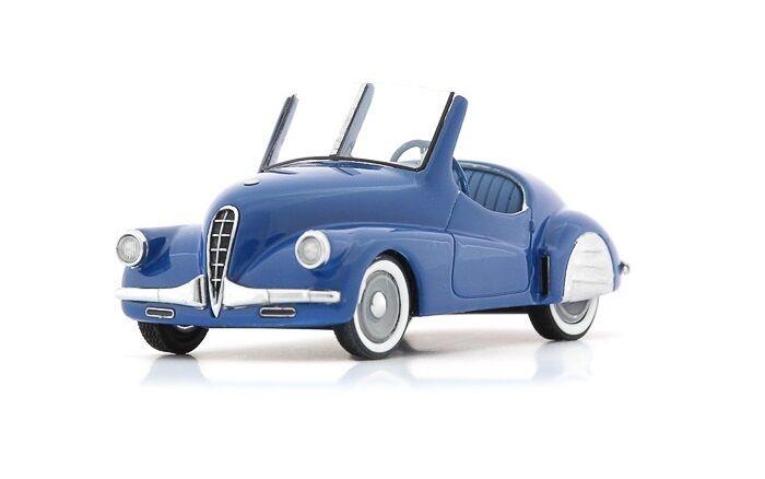 Alca Volpe  blu  1947 (Autocult 1 43   AC03000)
