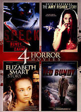 Amy Fisher Story, Speck, Elizabeth Smart Story, Ted Bundy Story (DVD) *NEW* OOP*
