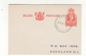 New-Zealand-Postcard-31-May-1968-Cardiff-Postmark-191c