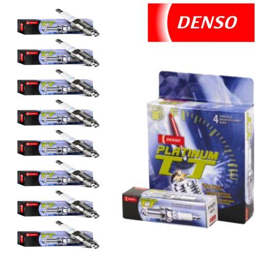 Denso Platinum TT Spark Plugs 1996-1999 Chevrolet C1500 5.0L 5.7L V8 8