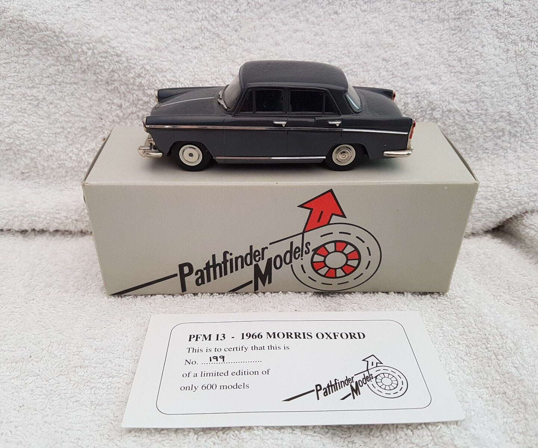 Pathfinder - modelle pfm13 1966 morris oxford 1   43 im yukon graue farbe