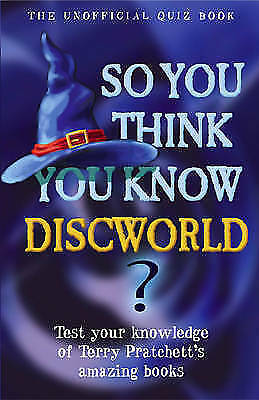 1 of 1 - Gifford, Clive, So You Think You Know: Discworld, Very Good Book