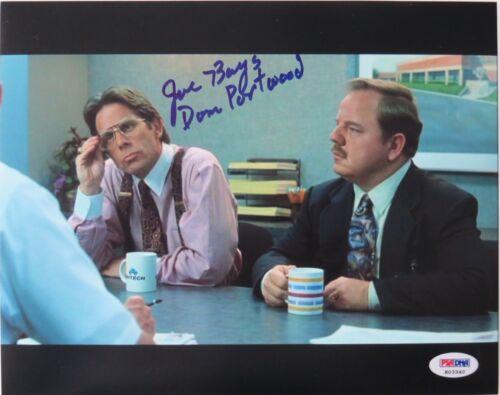 Joe Bays Signed Office Space Authentic Autographed 8x10 Photo (PSA/DNA) #K03340