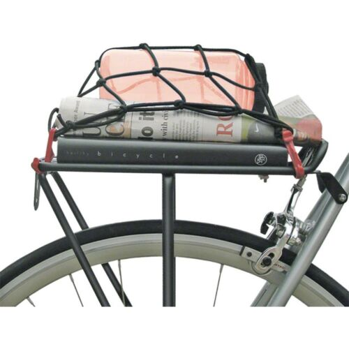 Delta Mega Rack Bicycle Cargo Net-Black-Bicycle Bungee Net-New