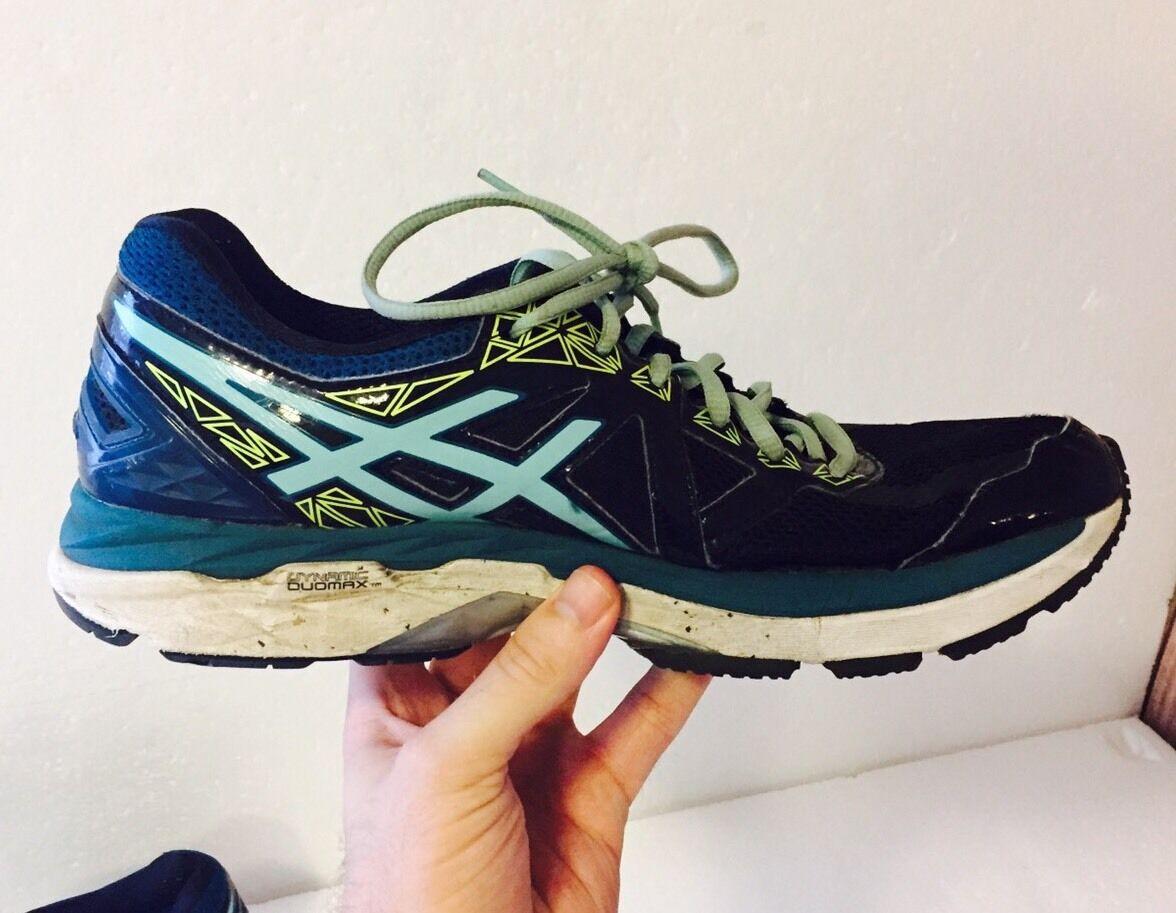 Asics GT 2000 v 4 Women's Running shoes Size US 10.5 M Midnight bluee T656N