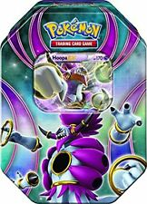 Pokemon Hoopa EX Power Beyond Fall Collector Tin 2015 Factory Sealed
