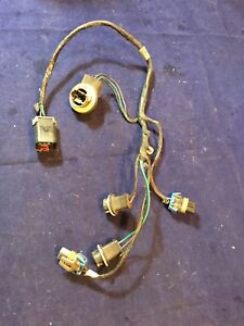 Details about JEEP GRAND CHEROKEE 99-04 One HEADLIGHT WIRING HARNESS on