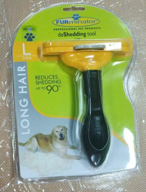 Furminator Short Hair Deshedding Tool For Dogs Large For Sale Online Ebay