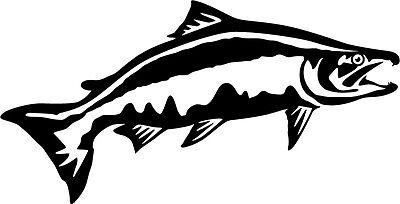Salmon Sticker Kayak Fishing Corkies Steelhead Hooks