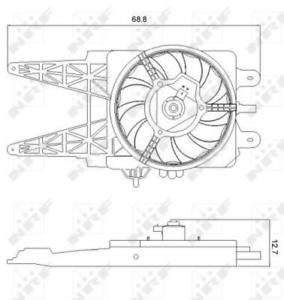 Luefter-Motorkuehlung-NRF-47248-fuer-FIAT