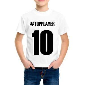 T-SHIRT-TOP-PLAYER-MAGLIETTA-HAPPINESS-CALCIO-LA-VITA-BOMBER-IRONIC-SOCCER-BIMBO