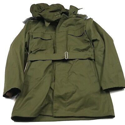 Russian Military Parka