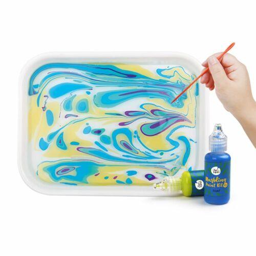 MARBLING PAINT KIT CREATIVE ART SET FOR KIDS **BRAND NEW**