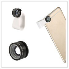 20x Optical Zoom HD Macro Camera Lens Clip Kit for HTC LG iPhone