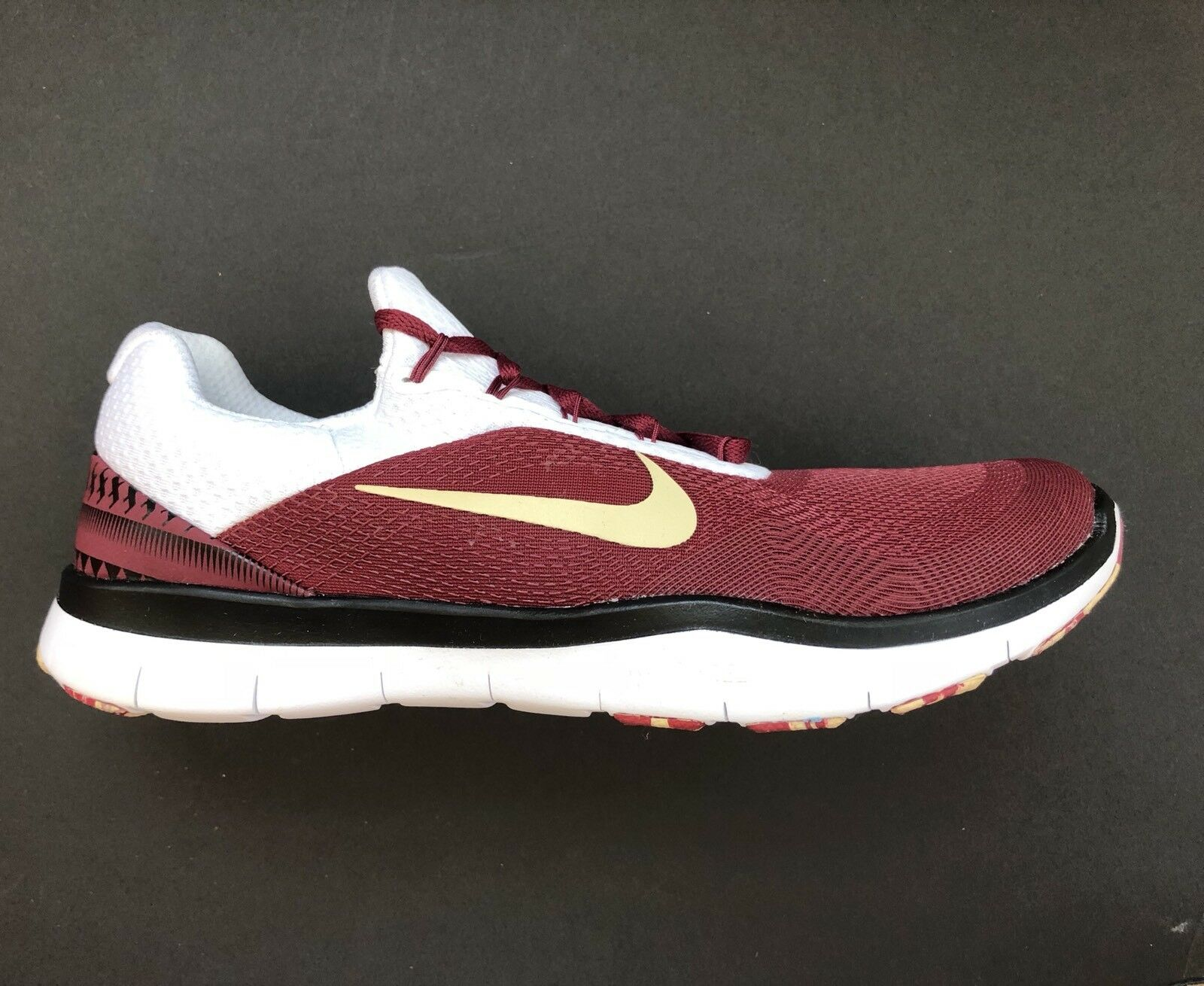 Nike Florida State Seminoles Free Trainer V7 AA0881-604 Week Zero Shoes AA0881-604 V7 Size 12 90a8d4