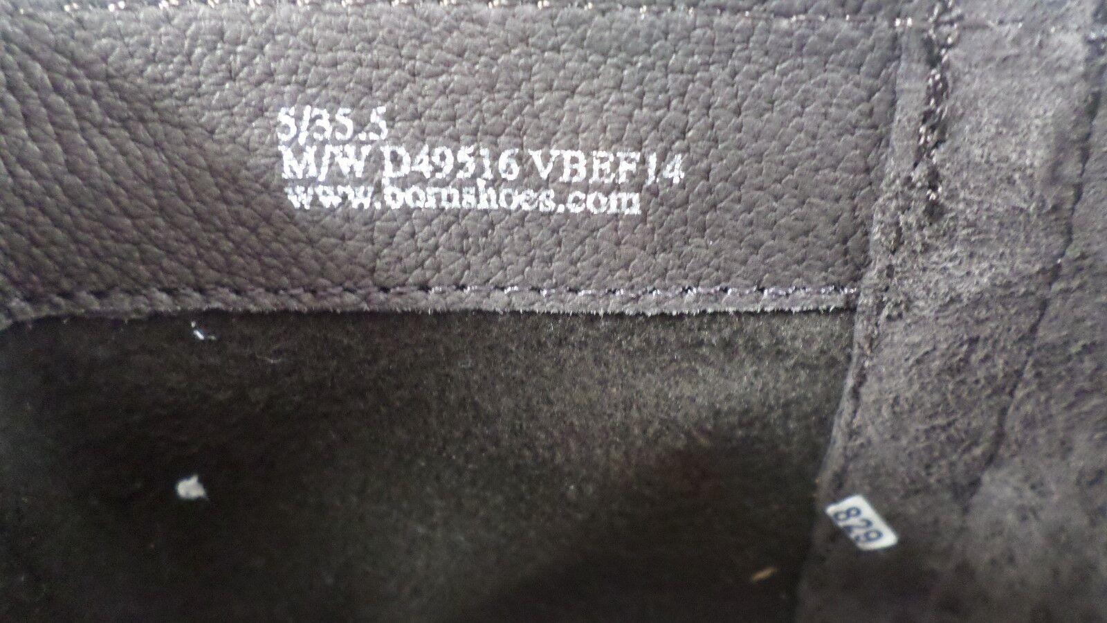 Born 'Atilla' Cognac Marrón Cuero Bota Alta Mujer sugerido Talla 5 M precio minorista sugerido Mujer por el fabricante  210 c2eaca