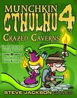 Steve Jackson Games Munchkn Cthulhu 4 Crazed Caverns