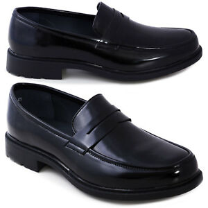 Detalles de Geox Zapatos de para Hombre Mocasines con Cordones ante Botas Safari Casual Piel