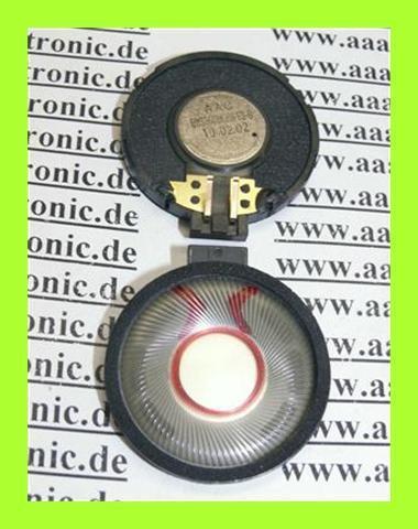 Altoparlanti 8 Ohm 0,3 W dms3608kj01-f3-g 2 PZ