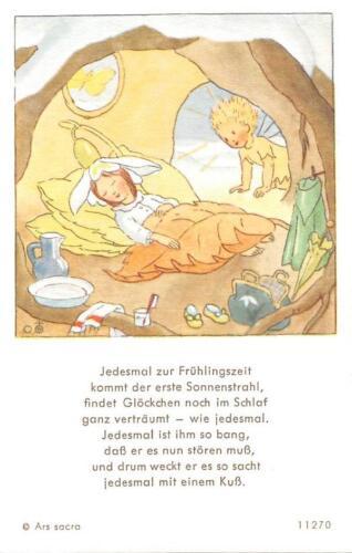 "Santo figurita imagen gebetbild andachtsbild Holy card Ars sacra /""h3618/"""