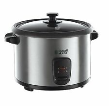 Russell Hobbs 19750 10 Cups 1.8L Keep Warm Rice Cooker & Steamer Brand NEW