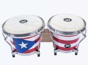 Wood-Latin-Bongos-DP-Puerto-Rico-Flag-Full-Size