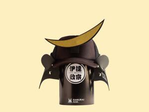 Samurai-Armor-Cap-Lite-Masamune-Date-Kabuto-Helmet-Sengoku-Cosplay-Japan-New