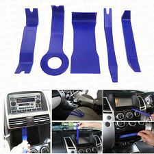 5In1 Car Off-Road SUV Interior Radio Stereo Player Repair Tools Kit Blue Nylon