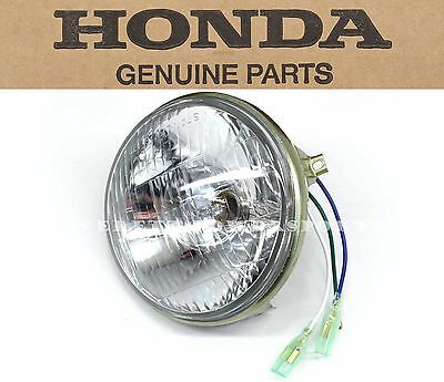 See Notes #V171 New Genuine Honda Headlight Case Many VTX 1300 1800 Housing