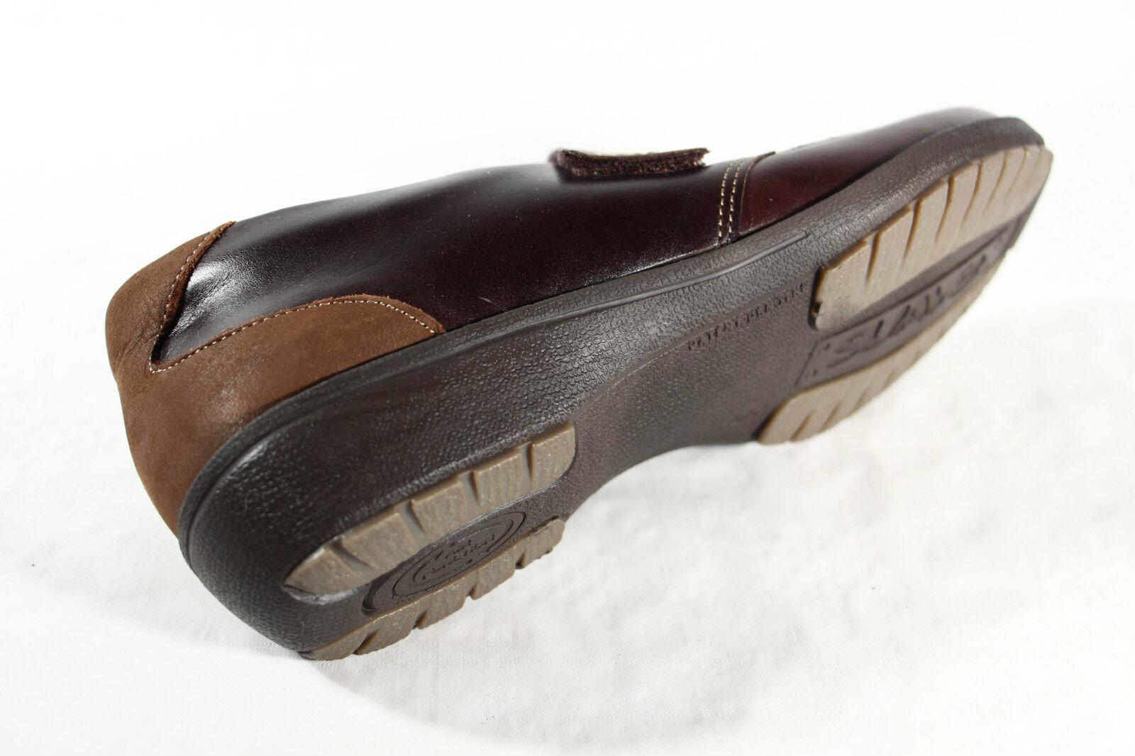 Comfortabel Wechselfußbett Damen Slipper braun Lederfutter Wechselfußbett Comfortabel 941339   NEU 3f0f19