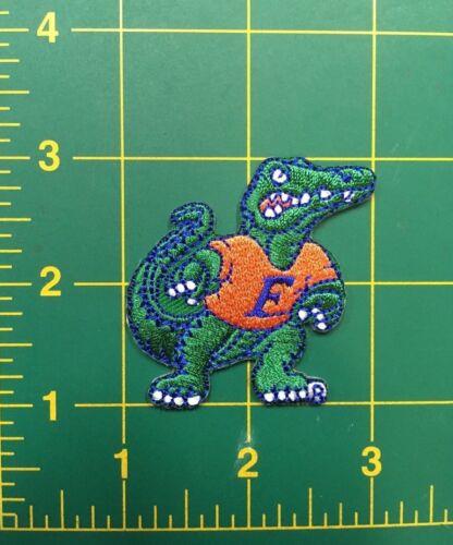 "Florida Gators patch University of FL  full body iron//sew on patch  6/"" tall"