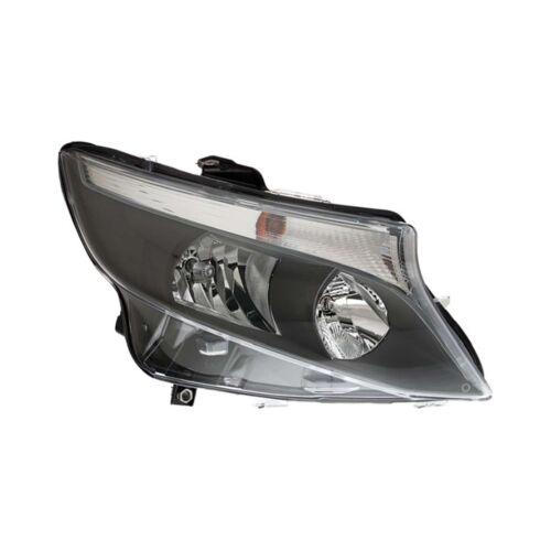 Genuine Hella Right Offside Driver Headlight 1LL011284-901 Headlamp