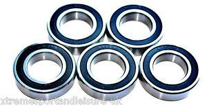 5 pack 61901 zz 6901 zz 12x24x6mm Thin Section HIGH PERFORMANCE BEARINGS