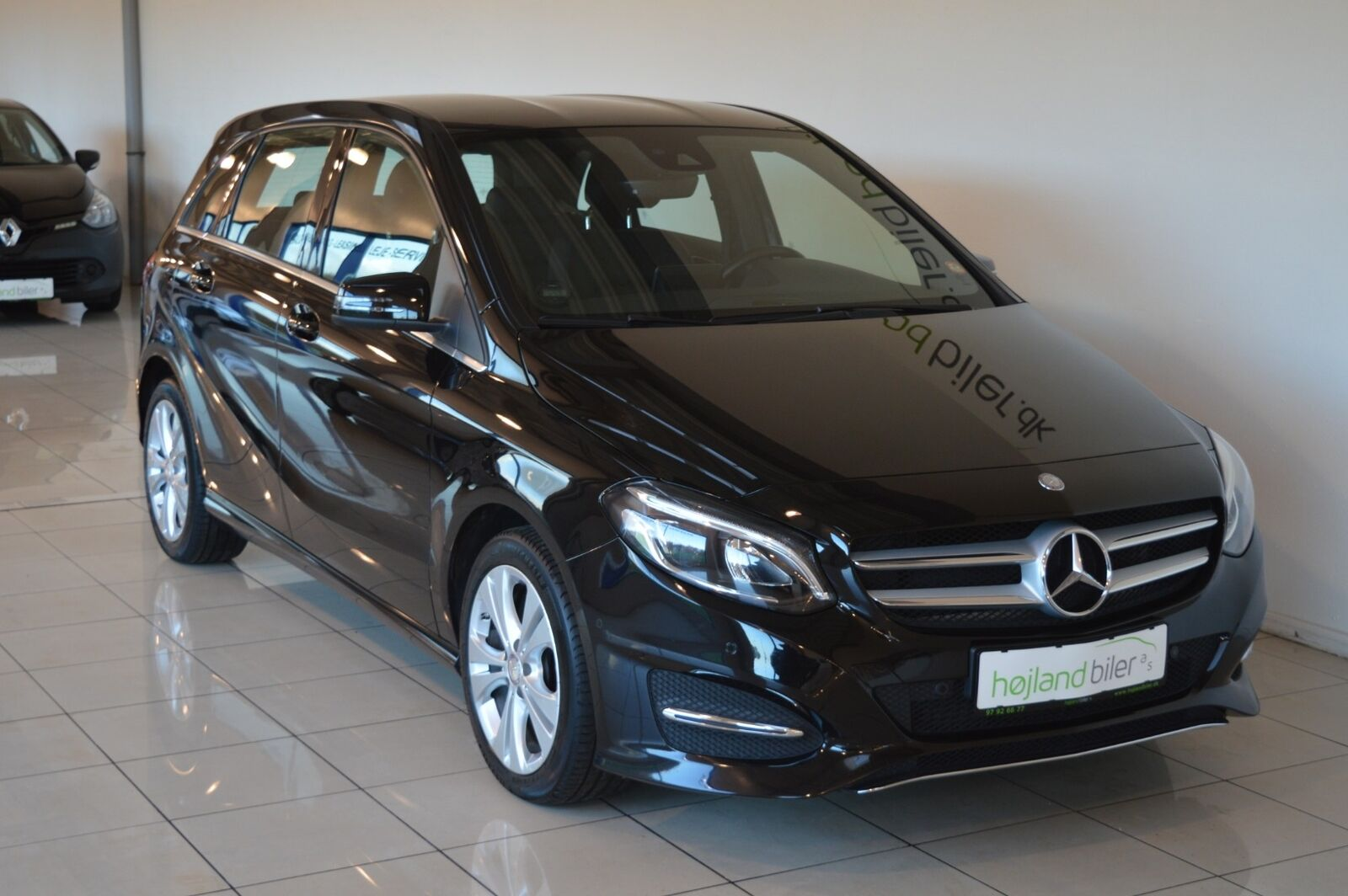 Mercedes B180 d 1,5 aut. 5d - 239.000 kr.