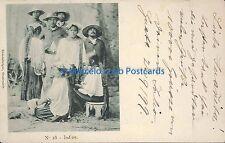 GUATEMALA PIONEER INDIOS Nª 28 EICHENBERGER 1899