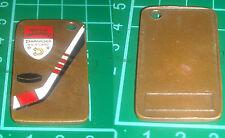 MEDAGLIA con smalto gold market hockey club milano diavoli hc cm 5 x 2,5