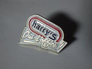 Pin-S-Vintage-Coleccionista-Pin-Publicidad-Pan-HARRY-039-S-Lote-016