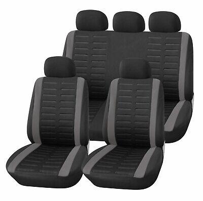 sitzbez ge auto universal sitzbezug set schonbez ge f r vordersitze r ckbank ebay. Black Bedroom Furniture Sets. Home Design Ideas
