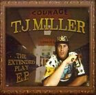 TJ Miller The Extended Play EP 2011 CD Comedy