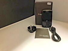 Nuevo Smartphone móvil phoneblackberry Curve 8520 Negro Qwerty Desbloqueado Sim Gratis