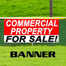Commercial Property For Sale Unique Novelty Indoor Outdoor Vinyl Banner Sign