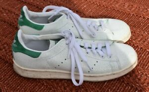 Image is loading Adidas-7-1-2-Stan-Smith-Shoes-Sneakers- 2c5795e25